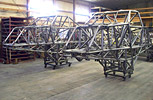 Patrick Enterprise Monster Truck Chassis For Bobby Holman