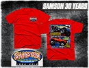 Samson Monster Truck Christmas gifts