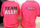 Team Alli Monster Truck T-Shirts