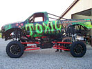 Toxic MT Monster Truck
