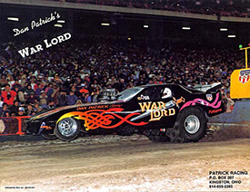 WarLord Funny Car puller