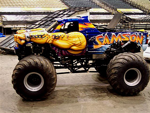 New Samson Monster Truck