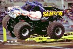 Dan Patrick Samson Monster Truck Photos
